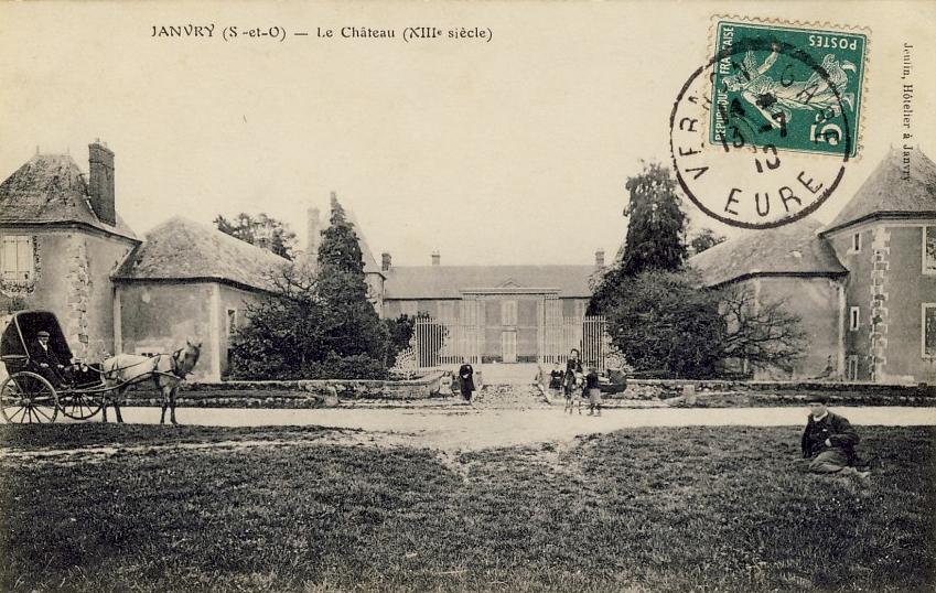 Carte Postale 1910