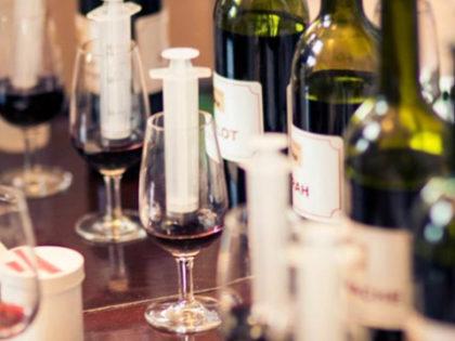 atelier création de vin ou de champagne, oenologie, assemblage des cépages