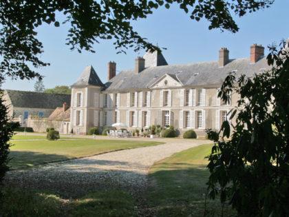 Séminaire insolite château