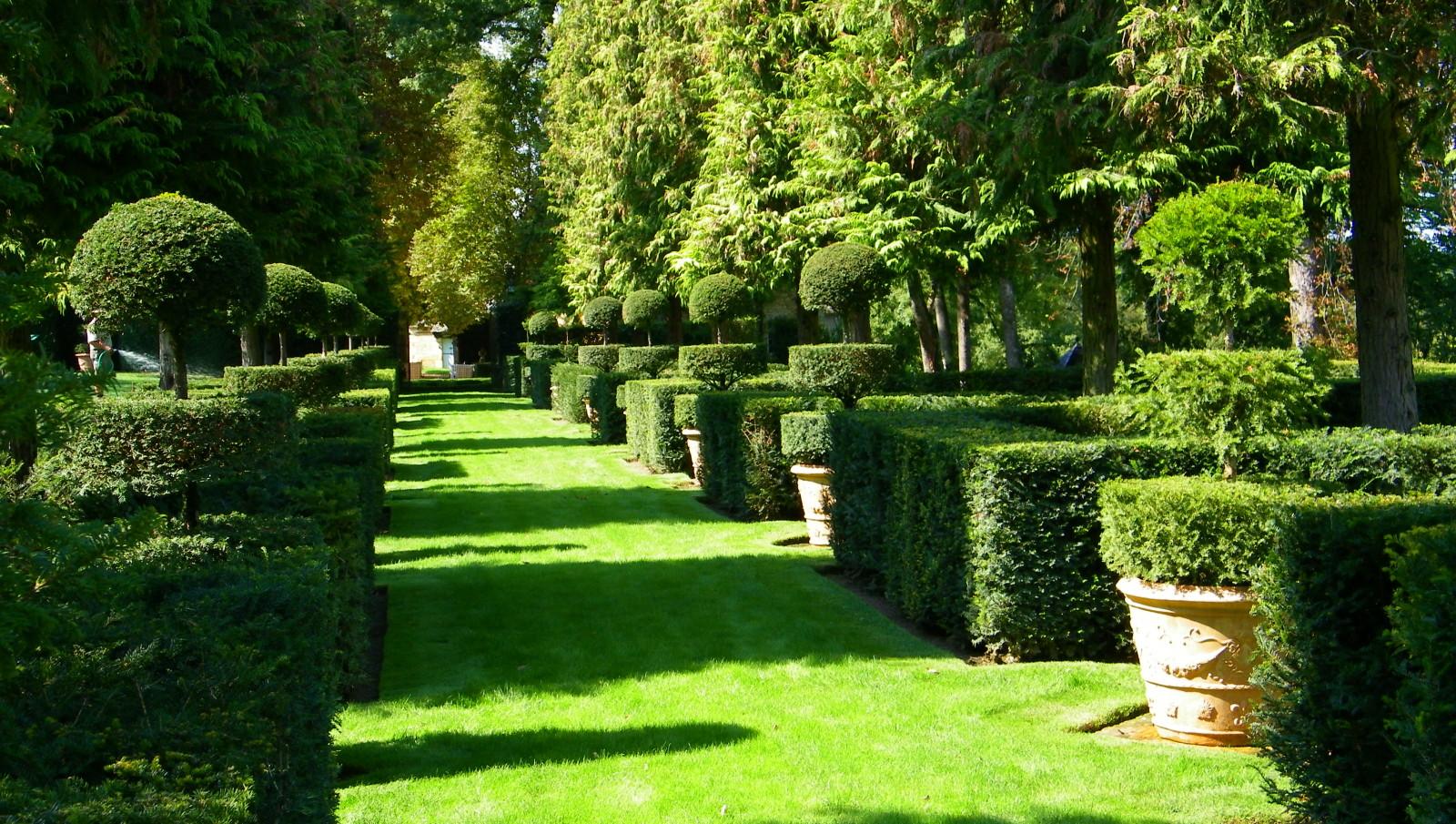 Jardin Classique À La Française le jardin à la française au 17ème siècle | séminaires