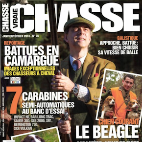 Vraie Chasse Logo
