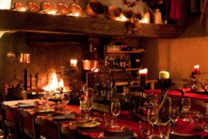 Quel lieu choisir pour un repas de fin d'année d'entreprise ?