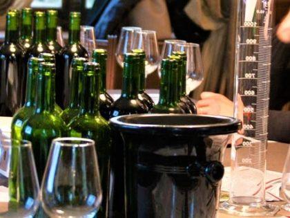 Atelier de création de vin