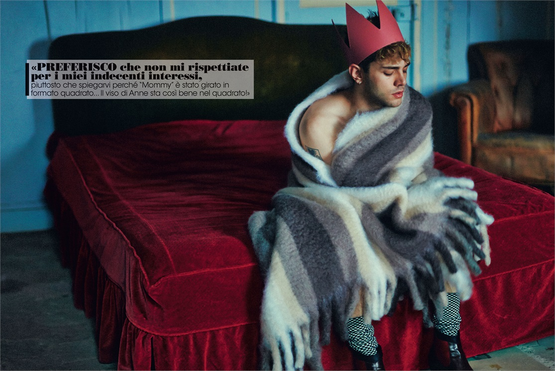 Xavier Dolan, L'Uomo Vogue, Xavier Dolan L'Uomo Vogue 2014, Xavier Dolan Vogue Italie, Shooting photo Xavier Dolan à Janvry by Shayne Laverdière, Xavier Dolan photo, Xavier Dolan photoshoot, Xavier Dolan photo gallery, Xavier Dolan gallery, Xavier Dolan Instagram, Xavier Dolan wallpaper, Xavier Dolan en couverture de Vogue Italie, Xavier Dolan en couverture de L'Uomo Vogue