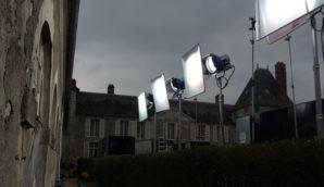 Organiser un tournage dans un château