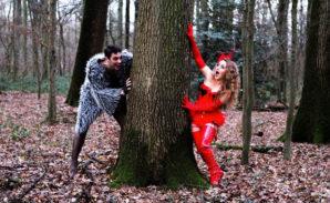 Tournage de teaser : La Nuit d'Elliot Fall – La Cie des Rêves Oubliés