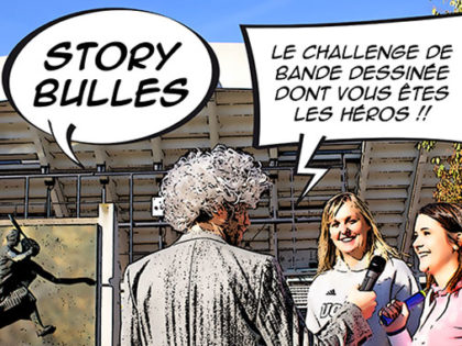 Team Building Bande Dessinée