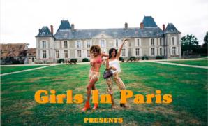 Shooting photo à Janvry : Girls in Paris